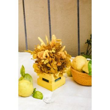 """Cajita Marieta """"Lemon"""""""