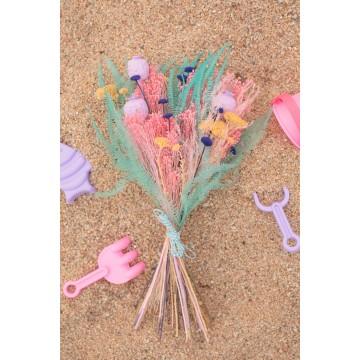 Ramo flores secas Fresh pink colores Maria Fort